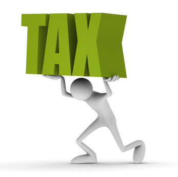 Who said tax needed to be taxing?