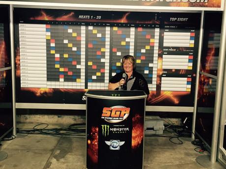 Speedway Update ...