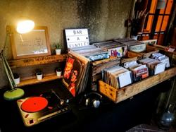 Bar @ Vinyles