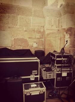 Installation et Sonorisation