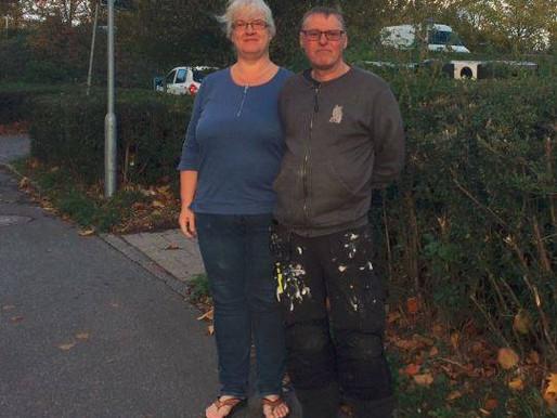 Dorthe og Jeff - Mød en Frivillig