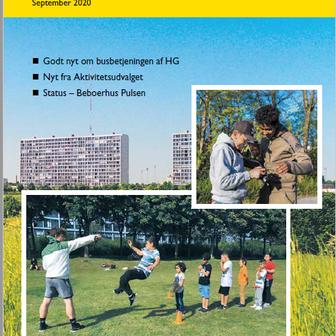 Nyt HG-blad på hjemmesiden