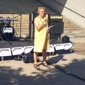 Borgmesterens tale ved Høje Gladsaxe Liv Fernisering