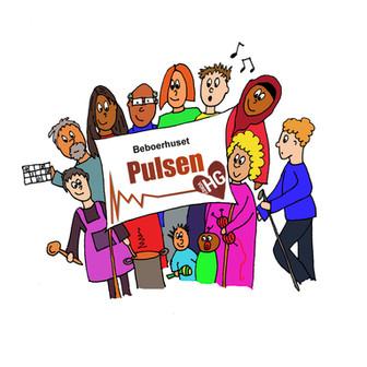 Beboerhuset Pulsen lukket til 3. januar