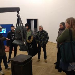 HG'ere på tur til Charlottenborg Kunsthal