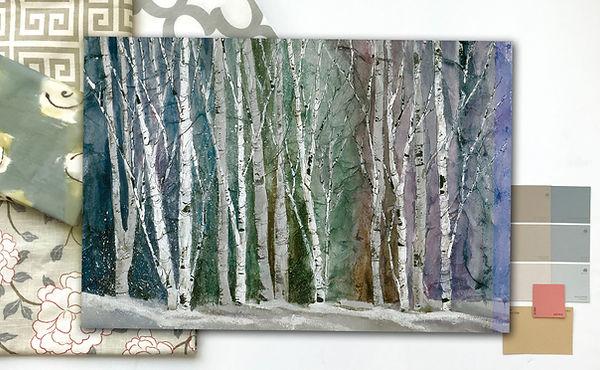 Winters Dust Fabric-Paint chip match_edi