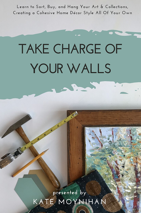 Take Charge of Your Walls
