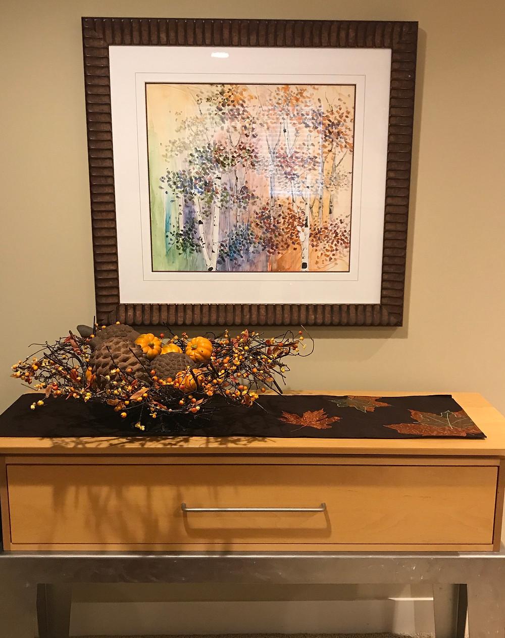 'Fall' Giclee print by www. Kate Moynihan Artist .com