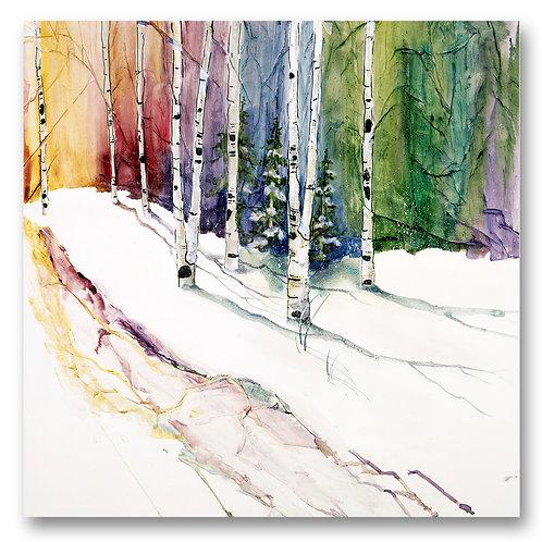 'Winter' - Small Four Season Collection