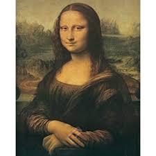Mona Lisa by DaVinci - amazon.com