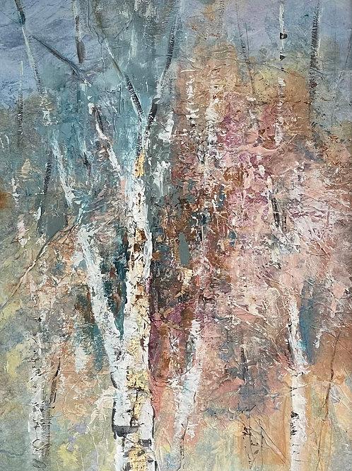 "'March Morning' - 9w x 12h"" Framed"