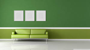Green interior room photo courtesy of Wallpopper.com