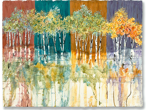 'Waterfall of Trees'