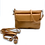 Thumbnail: Triple Bounty Crossbody Bag -  Click to view more color options - Cow L