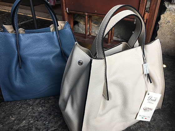 Bellano Shopper - Click to view color options - Cow Leather