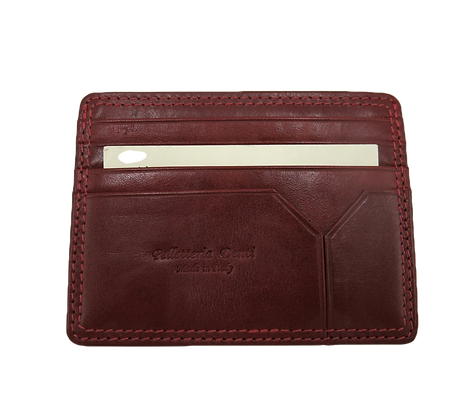 Lecco - Cardholder - Click to view more color options - Cow Leather
