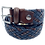 Thumbnail: Braided Belt - Cow Leather