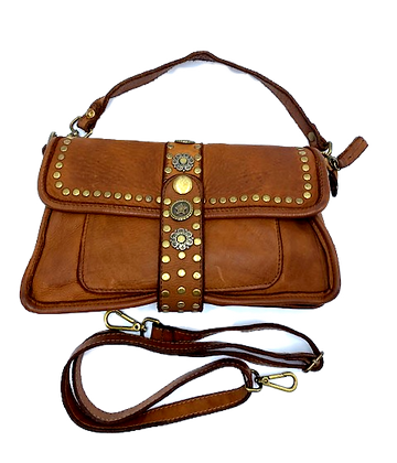 Rocker Bag - Purse - Cow Leather - Click here to view more color options