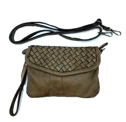 Vintage BonBon Crossbody Bag - Cow Leather