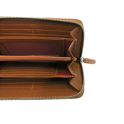 Dongo - Woman Wallet - Click to view more color options - Cow Leather