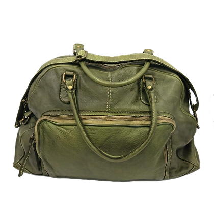 Rivalba - Travel Bag - Cow Leather