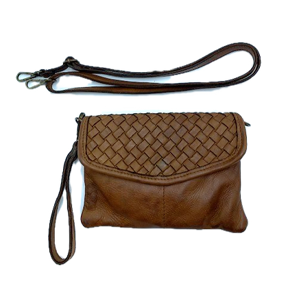 Vintage BonBon Crossbody Bag - Click to view more color options - Cow Leather