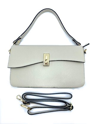 Wave Handbag - Click here to view more color options - Cow Leather