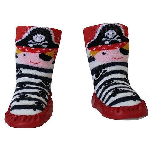 Pirate Moccasins