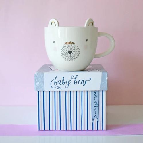 Baby Bear Mug in Box