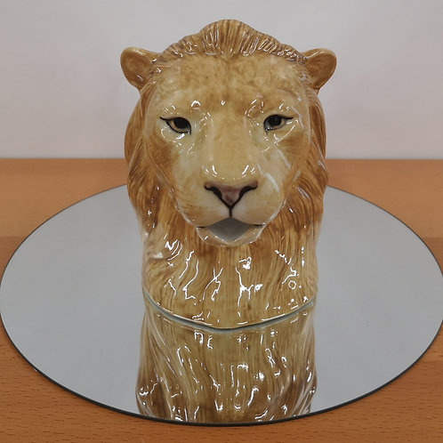 Large Lion Jug