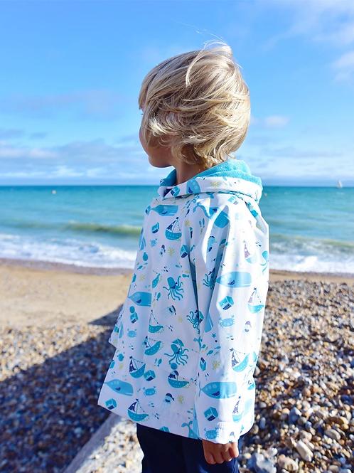 Deep Sea Children's Coat