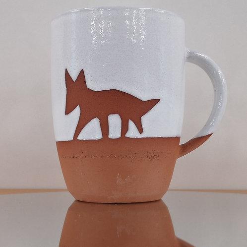 Exclusive Violet Shaw Fox Mug