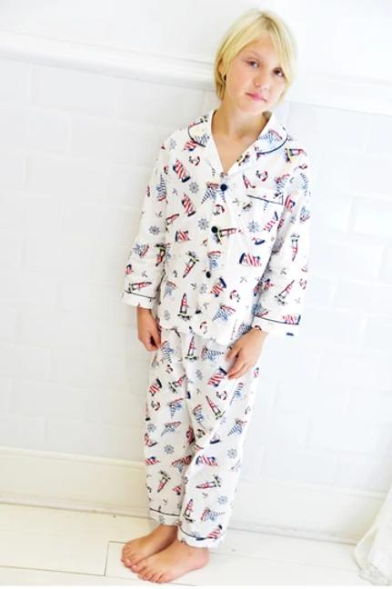 Nautical print Pyjamas