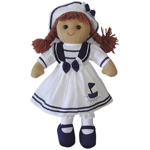 Sailor Girl Rag Doll