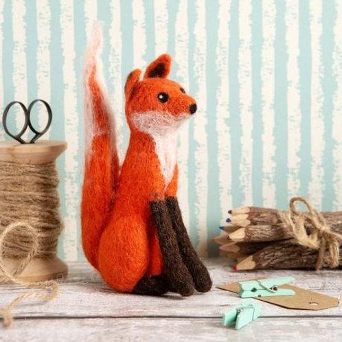 Fox Felting Kit