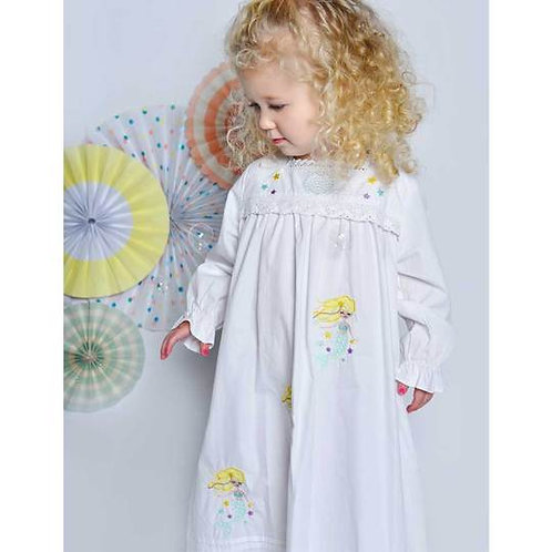 Mermaid Cotton Nightdress