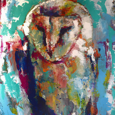 BARN OWL NO. 2