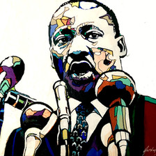 MARTIN LUTHER KING JR. NO. 1