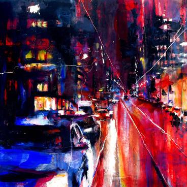 NEW YORK RAINS NO. 2