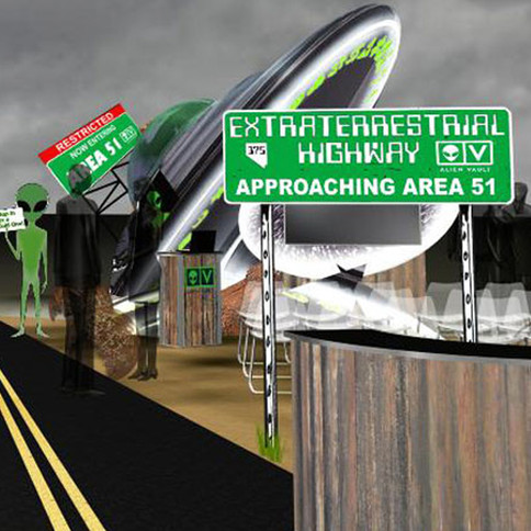 The Extraterrestrial Highway_Black Hat 2015, RSA 2016