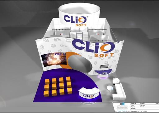 Clio Soft 30' x 46'