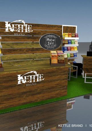 Kettle Brand 10' x 20'