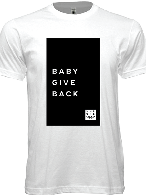 Baby Give Back T-Shirt