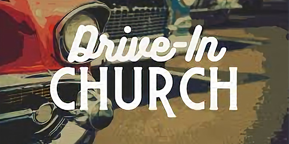 Drive In Christmas Eve Service