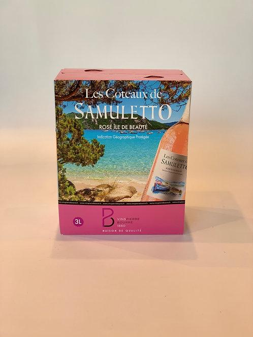 IGP Ile de Beauté CORSE - Les Coteaux de Samuletto