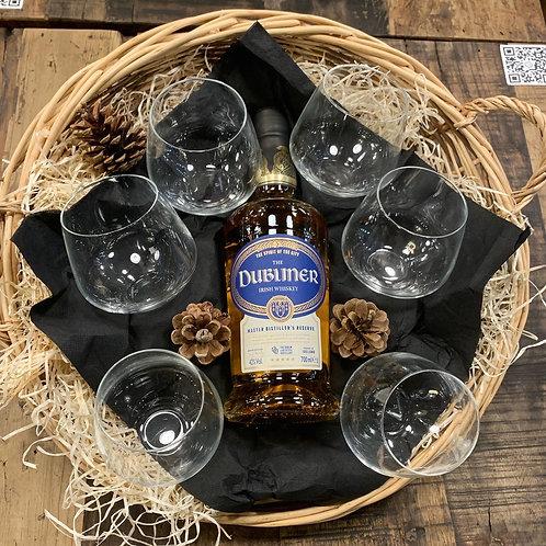 Coffret Whisky Dubliner - 6 Verres