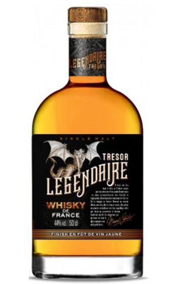 Whisky Légendaire finish fût de Vin Jaune - 0,5 l