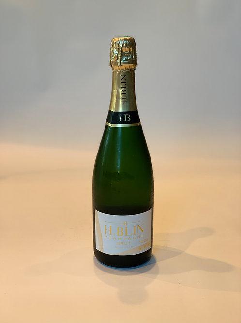 Champagne Blanc - Henri Blin