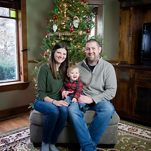 Ian's 9 Month Christmas Sessio