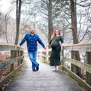 Dan & Lauren: Maternity